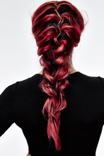 BONNIE MAGENTA HAIR 2 JPEG